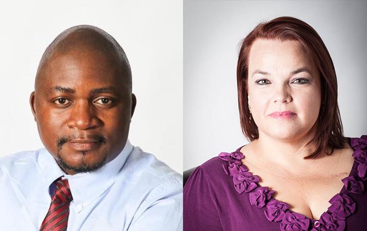 Lize Moldenhauer & Tebogo Molapisane – Omni HR