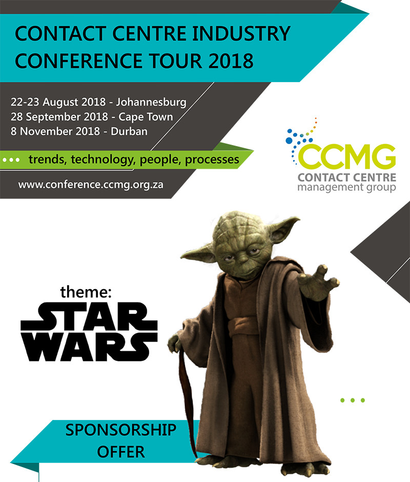 The CCMG Contact Centre Conference Tour 2018